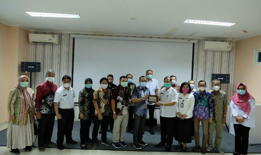 Komisi IV DPRD Provinsi Kalsel Kunker ke RSUD Ulin