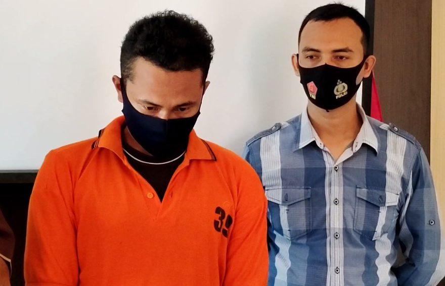 Rela Jadi Kurir Narkoba, Demi Nikahi Pacar