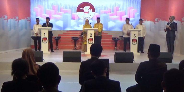 Debat Final Tanah Bumbu