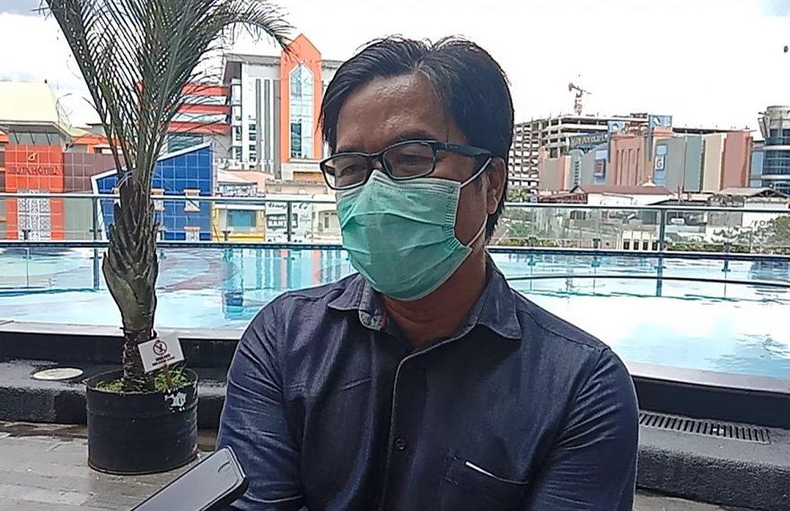 anggota KPU kota Banjarmasin, Hery Wijaya