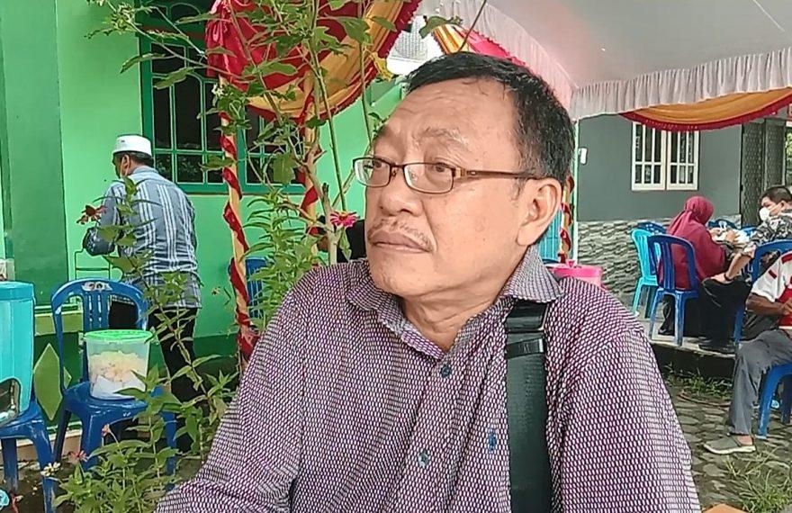 Ketua Bapemperda DPRD kota Banjarmasin Arufah Arief