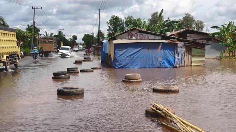 473 KK di Bati-bati dan Tambang Ulang Terdampak Banjir