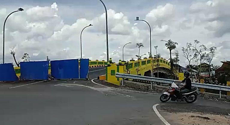 Jembatan Kelayan Segera Diresmikan