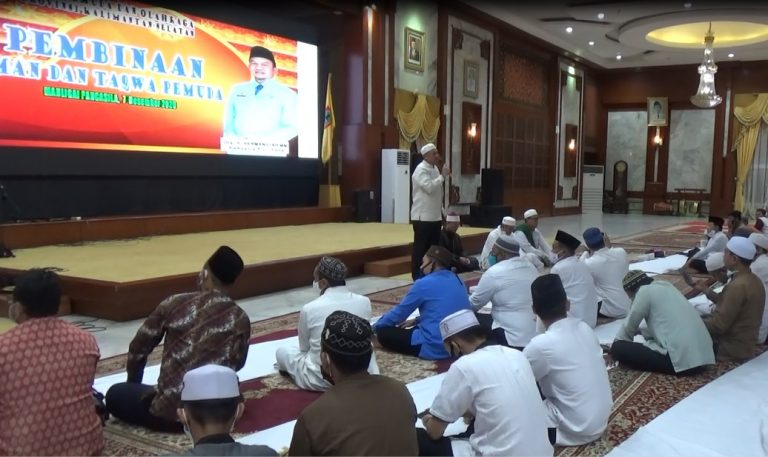 kegiatan pembinaan iman dan taqwa