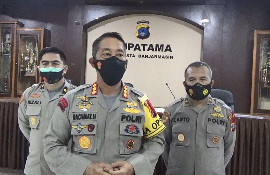kapolresta Banjarmasin, Kombespol Rachmat Hendrawan
