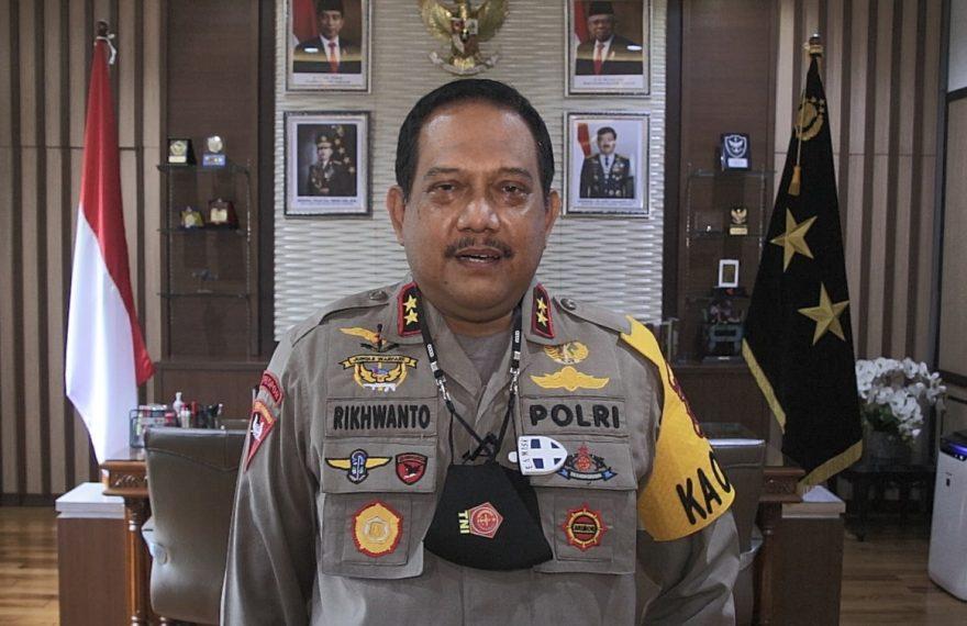 Inspektur Jenderal Polisi Rikhwanto