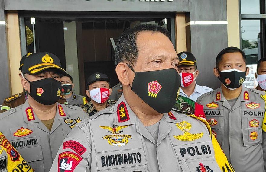Kapolda Kalsel Irjen Pol Rikwanto