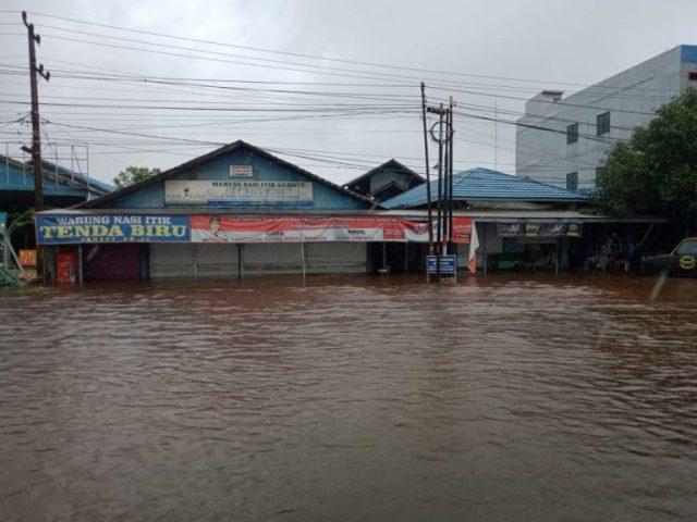 Waspadai Potensi Curah Hujan Tinggi di Kalimantan Selatan pada Masa Puncak Musim Hujan