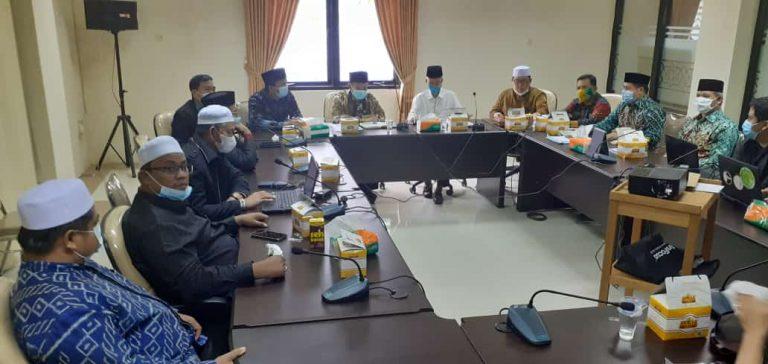 Tanbu Tuan Rumah MTQ Tingkat Provinsi, Pj.Sekda Hadiri Rakor Bahas Persiapan