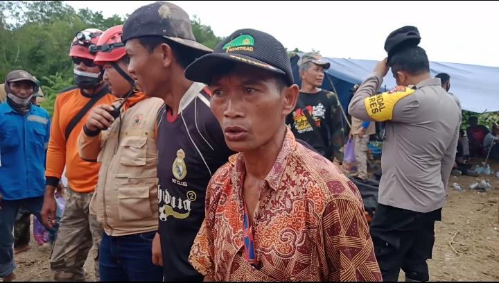 10 Orang Masih Terperangkap di Dalam Terowongan Eks Tambang PT. CAS