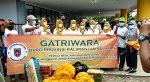 Gatriwara DPRD Kalsel Bantu Korban Banjir