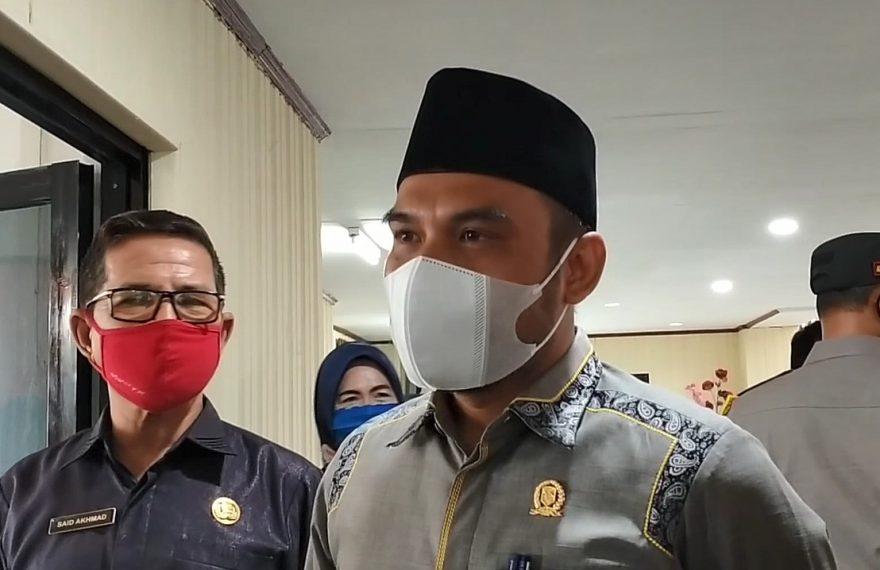 Syairi Mukhlis, ketua DPRD Kotabaru.