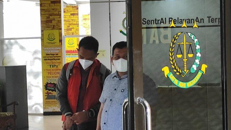 Kejari Banjarmasin Tangkap DPO Kredit Fiktif Bank BRI Rp 1,6 Miliar