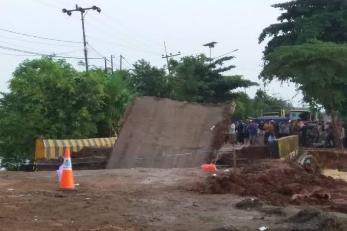 Akses Jalan Nasional Pascabanjir di Kalsel Pulih