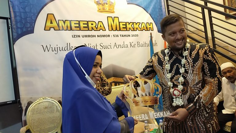 PT. Ameera Mekkah Buka Cabang di Kalsel