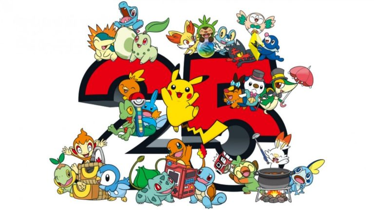 Rayakan 25 Tahun, Pokemon Company Kembali Memberi Kejutan