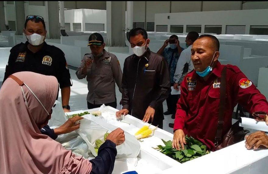 DPRD Banjar tinjau Pasar Baru
