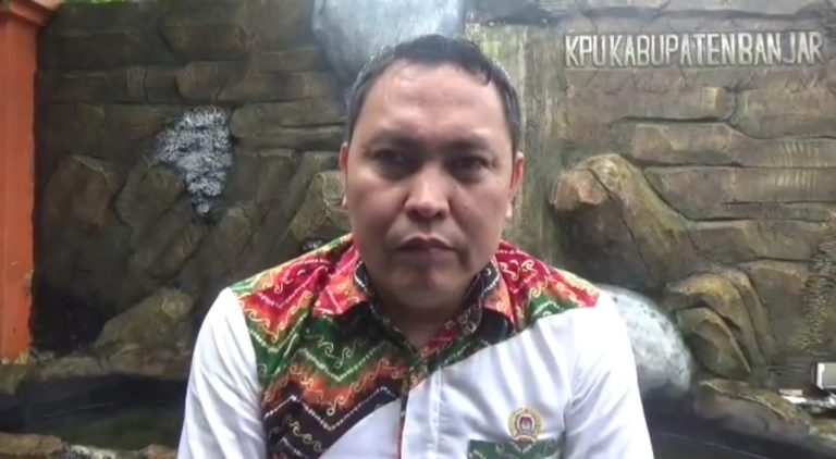 Komisioner KPU Banjar Bantah Tudingan Penggelembungan Suara Paslon