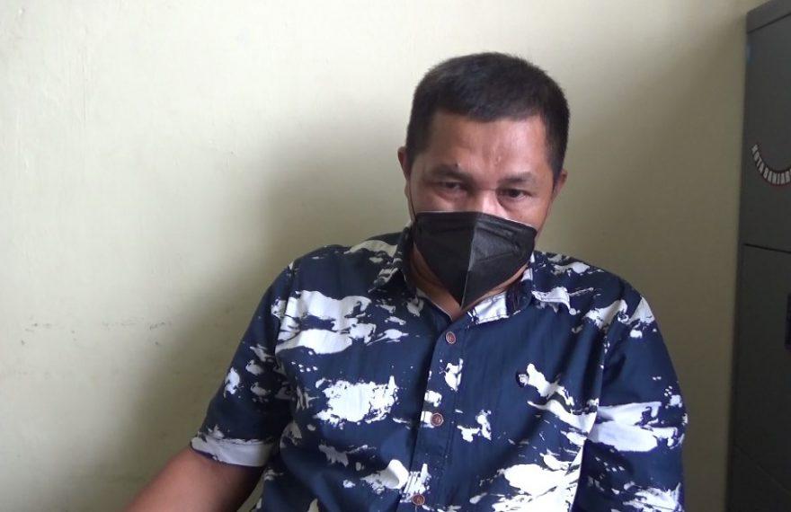 Aep Ruhya, kabid jaminan sosial dan penanganan kemiskinan Dinsos Kota Banjarmasin
