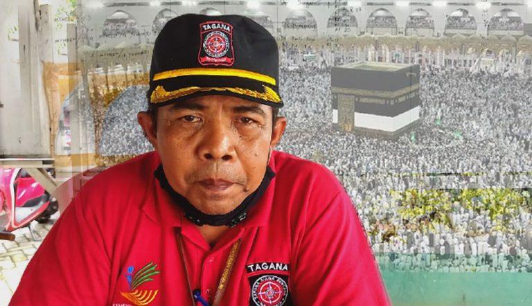 Tertunda Karena COVID, Achmadi Berharap Bisa Berangkat Haji Tahun Ini