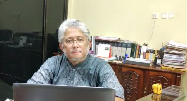 Bambang Syamsuzar Oyong