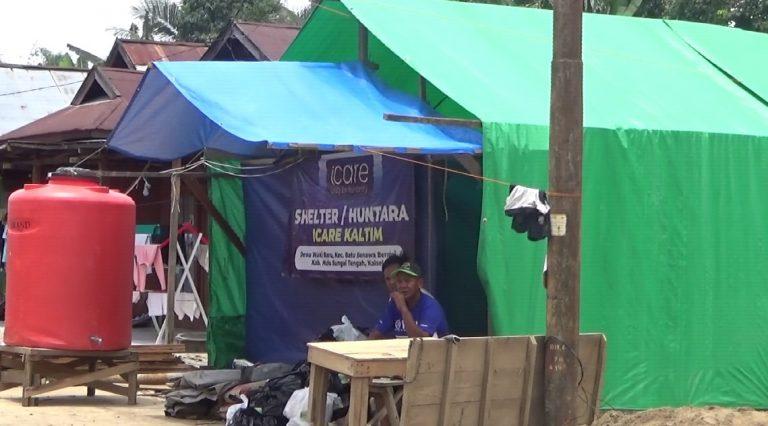 Korban Banjir Akan Dibangunkan Rumah Kembali
