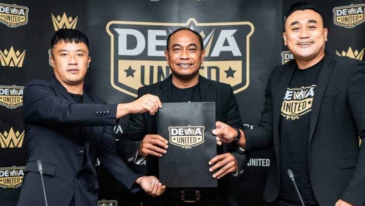 Martapura FC resmi berubah nama menjadi Dewa United