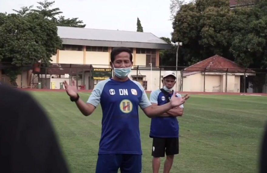 Djajang Nurjaman, Pelatih kepala Barito Putera