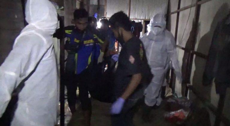 evakuasi jasad (foto:duta tv)