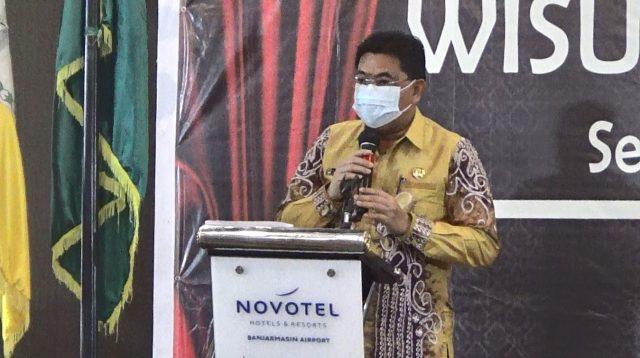 kepala Dinas Kesehatan Kalimantan Selatan, Muslim