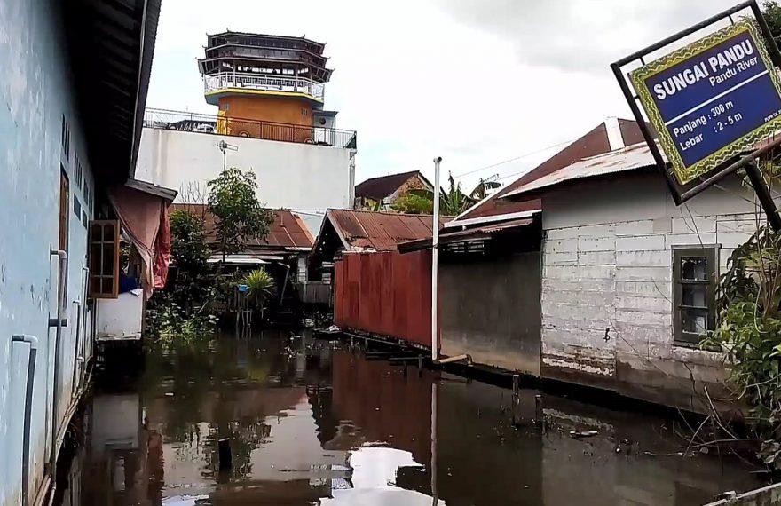 Sungai Pandu (foto:duta tv)