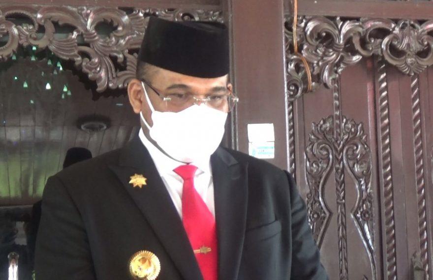 Pj Gubernur Kalsel, Safrizal ZA (foto:duta tv)