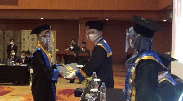 Polihasnur Janjikan Beasiswa ke Jerman