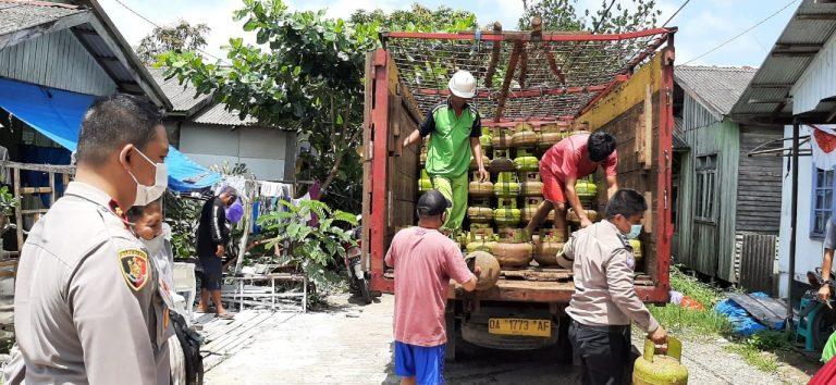 Pemko Banjarmasin Tegaskan ASN Jangan Pakai Gas Melon
