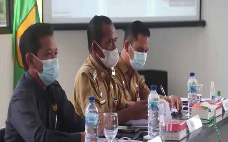 Musrenbang wilayah III di kantor Kecamatan Takisung, (foto:duta tv)