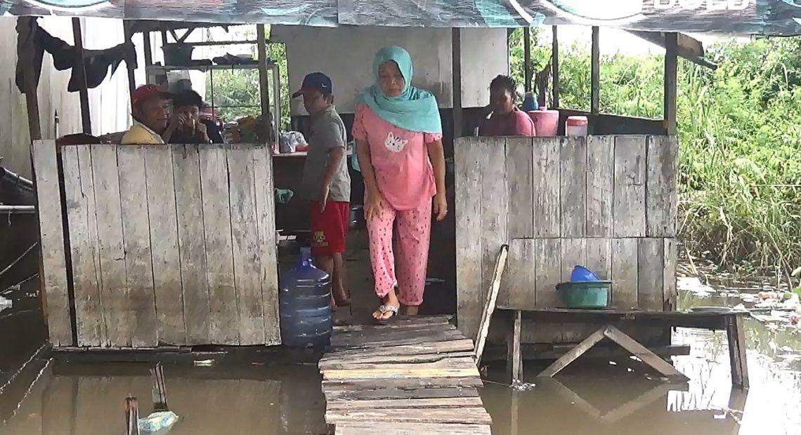 pondokan sederhana Salbiyah (foto:duta tv)