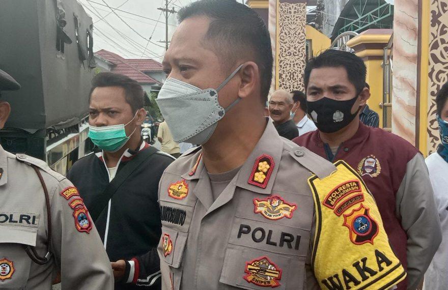 AKBP Sabana Atmojo Wakapolresta Banjarmasin