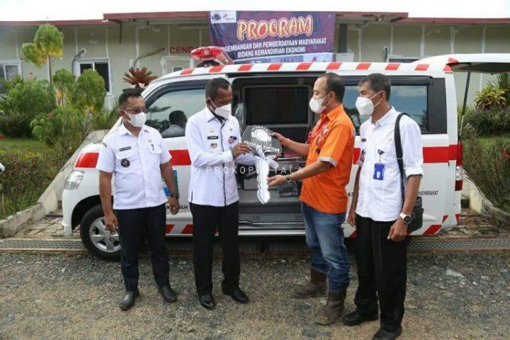 Sukamta Apresiasi BUMDES Binaan CSR PT.Arutmin