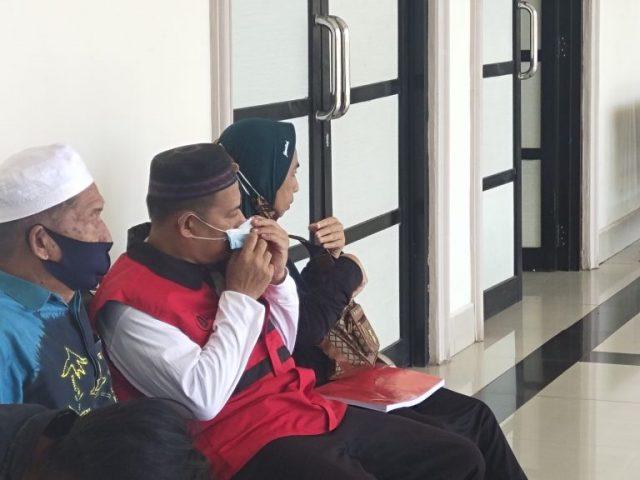 Dituntut 6 Tahun Penjara, Kades Simpang Warga Dalam : Saya Tidak Menikmati uang tersebut