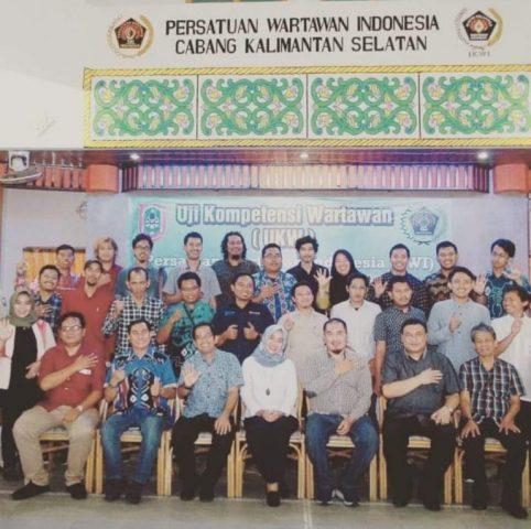 Siap - siap !  320 Wartawan Bakal Divaksin di Sekretariat PWI Kalsel