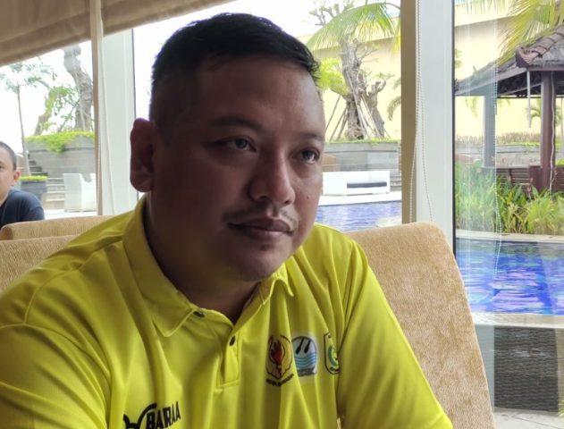 Donny Achdiyat Ketua PODSI Kota Banjarmasin
