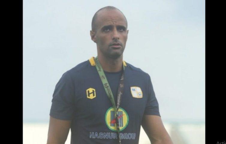 Barito Putera Kembali Percayakan Posisi  Pelatih Fisik ke Victor Tinoco