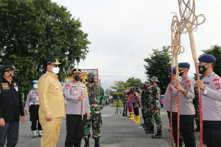 Dr Safrizal Prioritaskan Pencegahan Karhutla