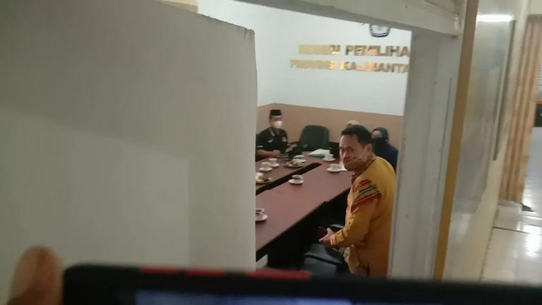 Akhirnya Azis Penuhi Klarifikasi KPU Kalsel