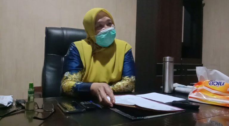 Iwan Fokus Kadinsos, Siti Hafsah Plt Sekwan Banjarmasin