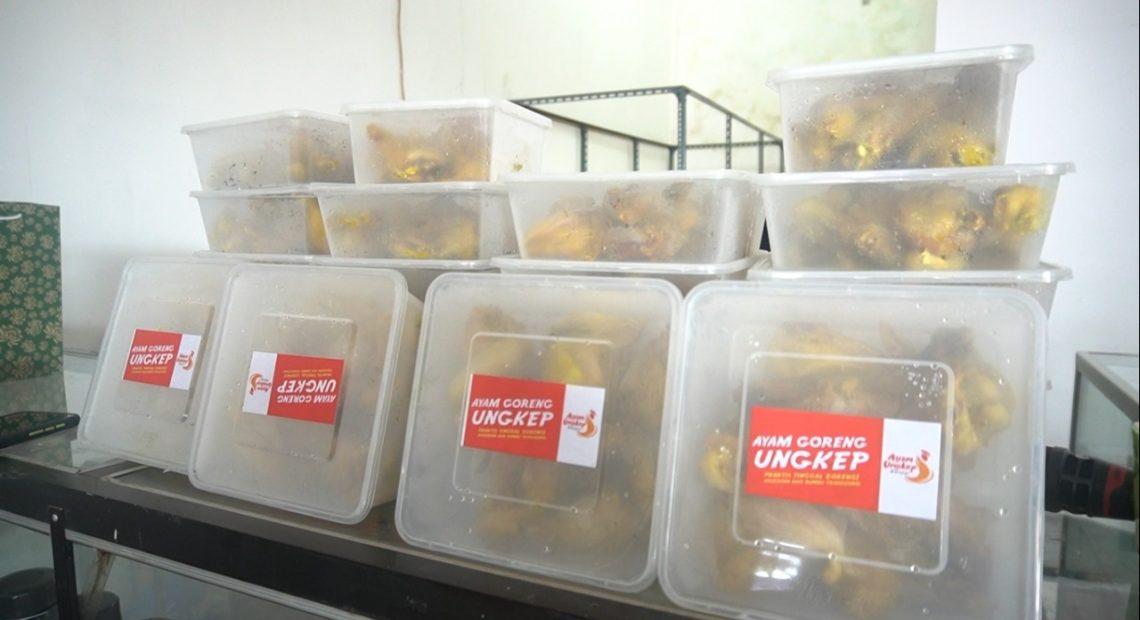 Frozen Food Ayam Ungkep