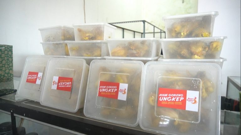 Enterpreneurship Centre Yayasan Hasnur Buka Bengkel dan Frozen Food