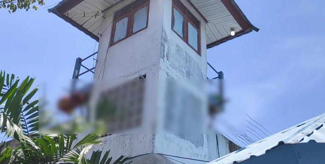 Narapidana di Rumah Tahanan (Rutan) kelas II B Kandangan Kabur