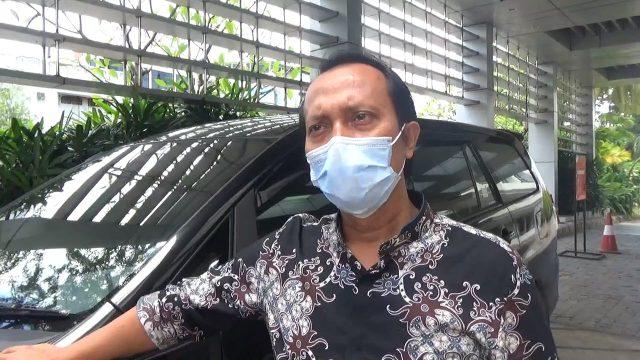 H. Nur Zazin Komisioner KPU Kalsel