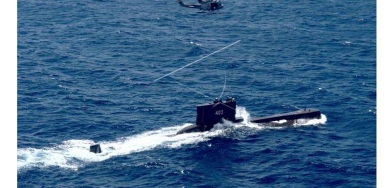 Kapal Selam KRI Nanggala-402 yang Hilang di Bali Terus Dicari